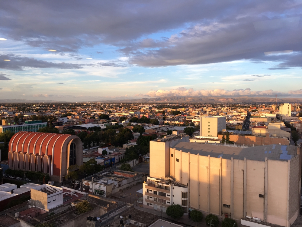 ciudad de san luis potosí, vivienda vertical creciendo